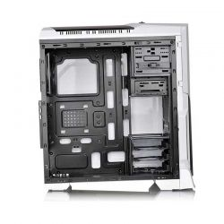 Torre Media Thermaltake ATX Versa N21 Snow