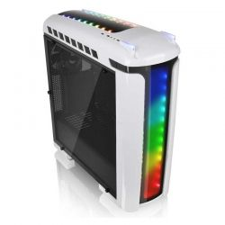 Torre Media Thermaltake ATX Versa C22 RGB Snow