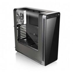 Torre Media Thermaltake ATX View 27 Black