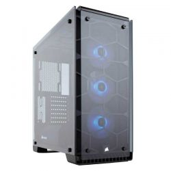 Torre Media Corsair ATX Crystal Series 570X RGB