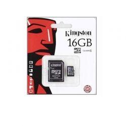Tarjeta de Memoria Kingston SDC4/16GB 16GB SDHC