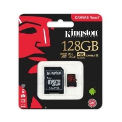 Tarjeta de Memoria Kingston SDCR/128GB 128GB SDXC