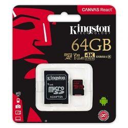 Tarjeta de Memoria Kingston SDCR/64GB 64GB SDXC