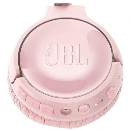 Audífonos JBLtune 600btnc Bluetooth Rosa