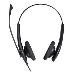 Audífonos Jabra BIZ 1500 Duo USB Negro