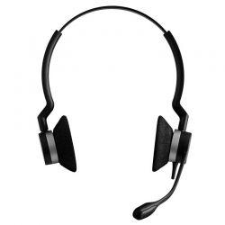 Audífonos Jabra Biz 2300 Qd Duo USB Negro