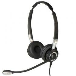 Audífonos Jabra Biz 2400 USB Negro Plateado