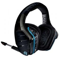 Audífonos Logitech G933 Game Bluetooth Negro