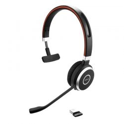 Audífonos Jabra Evolve 65 Ms Mono Bluetooth