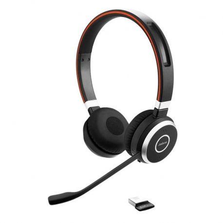 Audífonos Jabra Evolve 65 Bluetooth