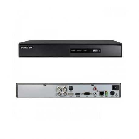 DVR Hikvision DS-7204HGHI-F1 TVI 4CH 1080p