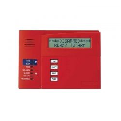 Panel de control Honeywell 6160CR-2 4 teclas