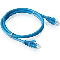 Patch Cord Nexxt NAB-PCS6A3FBL 3 Ft Cat6A azul