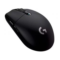 Mouse Logitech 910-005281 G305 inalámbrico USB