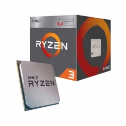 Procesador AMD Ryzen 3 YD2 AM4 2th Gen 4 Núcleos