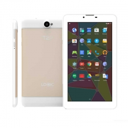"Tablet LOGIC T2P 7"" 1.3GHz 1Gb 8Gb -Blanca/Gold"