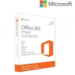 Software Microsoft Office 365 Home 6GQ-00088L