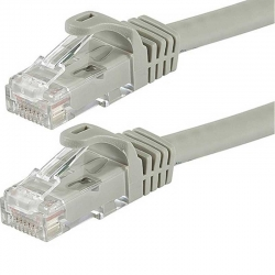 Patch Cord Nexxt PCGPCC6ALZ07 7 Ft Cat6A UTP Gris