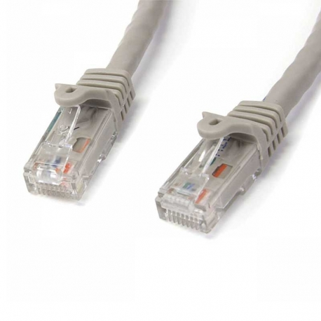 Patch Cord Nexxt AB360NXT45 25 Ft Cat5E UTP Gris