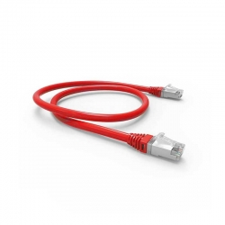 Patch Cord Furukawa 35085056 6.5 Ft Cat6A Rojo