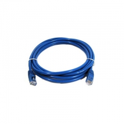 Patch Cord Nexxt AB360NXT57 50 Ft UTP Cat5E Azul