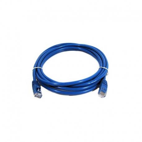 Patch Cord Nexxt AB360NXT57 50 Ft UTP Cat5E Azul