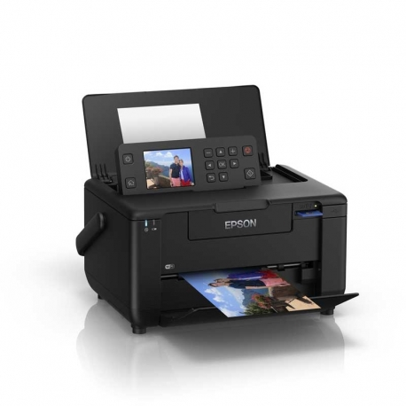 Impresora Laser Portátil EPSON PM-525 Wi-Fi/SD