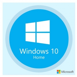 Microsoft Windows 10 Home 1-Licencia 64-bits