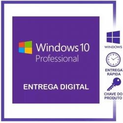 Microsoft Windows 10 Pro 1-Licencia PC 32/64-bits