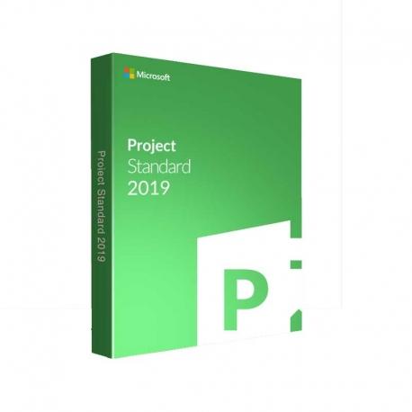 Office Project Standard 2019 1-Pc Descarga-ESD