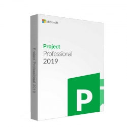 Office Project Professional 2019 1-Pc Descarga-ESD