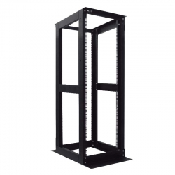 Rack de Piso 4 Postes Nexxt Solutions 4ft 30U 19