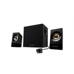 Parlante Logitech Bluetooth 3.5 mm RCA Negro