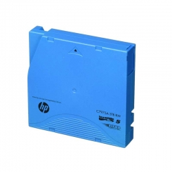 Disco Duro HPE Ultrium RW Data Cartridge 3-TB Azul