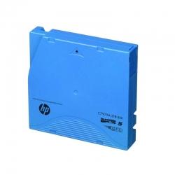 Disco Duro HPE Ultrium RW Data Cartridge 3-TB Azul