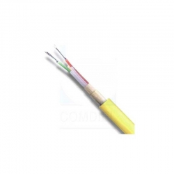 Cable Furukawa Fibra Optica 12F 1-Metro Negro