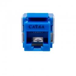 Cableado Estructurado Newlink Jack Rj45 Cat6 Azul