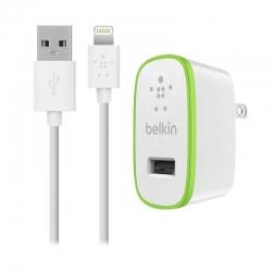 Cargador Movil Belkin F8J05 10-Vatios USB Blanco