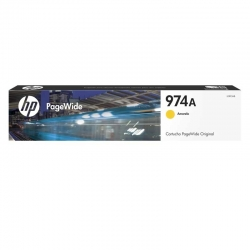 Cartucho Toner HP 974A Amarill (L0R93AL) Original