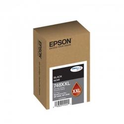 Cartucho EPSON Capacidad extra alta Negro T748XXL1
