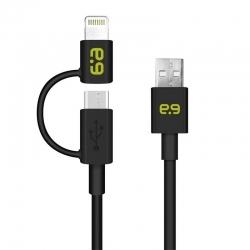 Cable de Carga PureGear 99568PG 1.22m para Apple