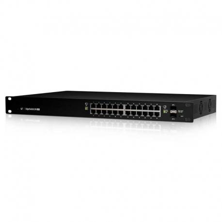 Switch Rack Ubiquiti ES-24-500W Edgeswitch 24 L3