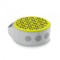 Parlante Logitech Portátil Bluetooth USB Amarillo