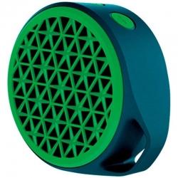 Parlante Logitech Portátil Bluetooth USB Verde
