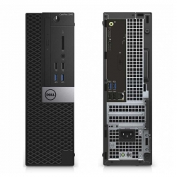 Computadora Dell Optiplex 3060 i3-8100 4 GB 1 TB