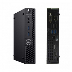 Computadora Dell Optiplex Micro i5-8500T 4GB 500GB