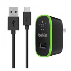 Adaptador Corriente Universal Belkin USB Negro 10V