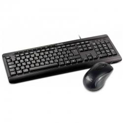 Teclado y Mouse Klip Xtreme KCK-251S Deskmate USB