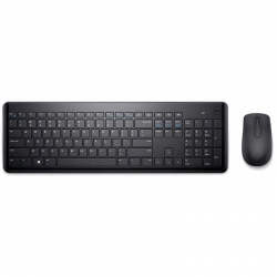 Teclado y Mouse Dell KM117-BK-LTN Wireless-USB