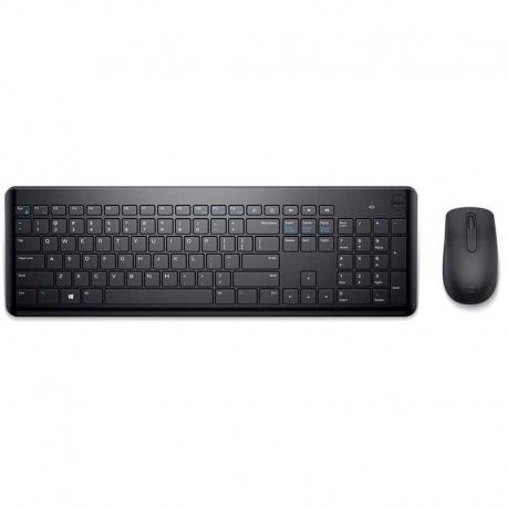 Teclado y Mouse Dell KM117-BK-LTN Wireless-USB